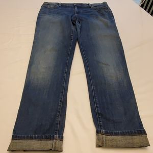 Ann Taylor Relaxed Skinny Jeans